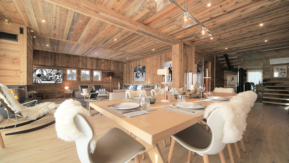 See details MEGEVE Villa 6 rooms (1938 sq ft), 5 bedrooms